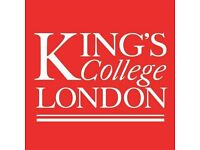 Volunteers with bipolar disorder needed for a research study at King's College London