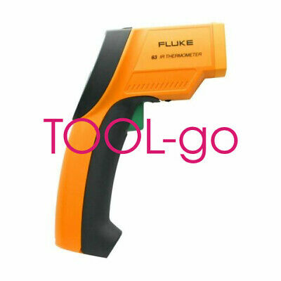 Fit For Fluke 63 Infrared Thermometer -25 999f Fluke-63 New.