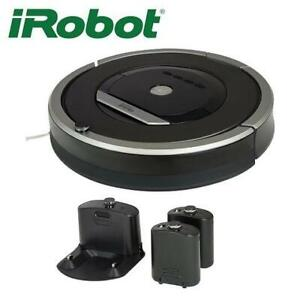 USED* IROBOT ROOMBA 870 VACUUM R870020 252360394 HOUSEHOLD CLEANING CLEANER