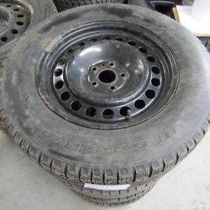 Ford Edge Winter Tire Package On Rims Size