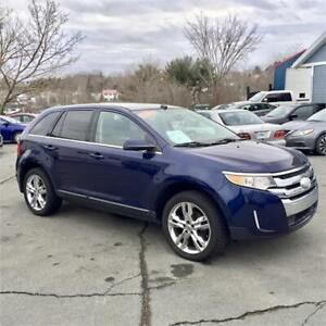 2011 Ford Edge Limited Fully loaded with Navigation