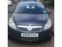£1700 Vauxhall corsa 08 plate
