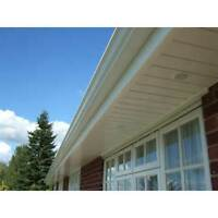 Repair Or New/Fascia/Soffit/Siding/Gutter/Free Quotes/Insured