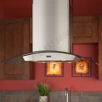 Island hood range hood kitchen exhaust fan now on sale $599 only