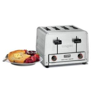 Waring WCT800 Heavy Duty 4 Slice Commercial Toaster 2200W *RESTAURANT EQUIPMENT PARTS SMALLWARES HOODS AND MORE*