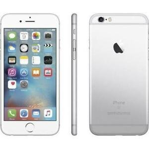 iPhone 6 16GB  Silver UNLOCKED ( including Freedom / Chatr )  10/10 condition $200 FIRM