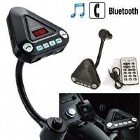 Wireless Bluetooth Car Kit - MP3 Player, Bluetooth, FM Transmitt