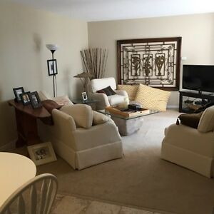 Executive 1 bedroom fully furnished apartment in Old North London Ontario image 1