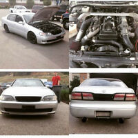 92 Toyota Aristo JZS147 PARTS
