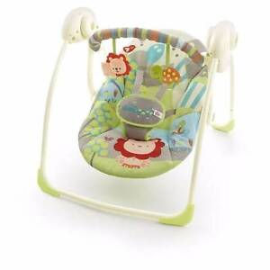 Baby rocker, baby bouncer, portable swing Ashfield Ashfield Area Preview