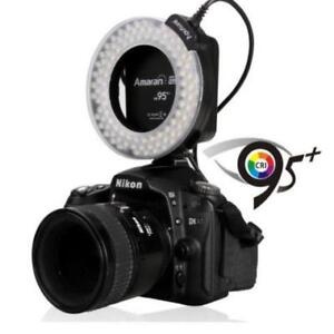 Aputure Halo HN100 Macro Ring Flash/Video Light LED  Nikon