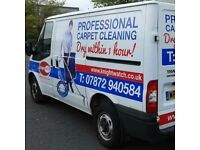 PROFESSIONAL CARPET &UPHOLSTERY CLEANING