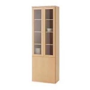 Bibliothèques Ikea, neuves et emballées dans leurs boîtes.