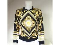 NEW VERSACE JUMPER - BRAND NEW WITH TAGS - NOT GIVENCHY PRADA ARMANI