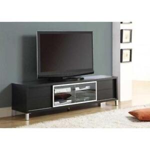 """70""""L CAPPUCCINO TV STAND ON SALE-LARGE VARIETY OF TV STANDS!"""