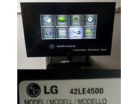 LG 42LE4500 42 INCH ULTRA SLIM HD LED TV