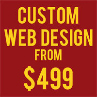 Web Design From $499, Internet Marketing, SEO, Animation Videos