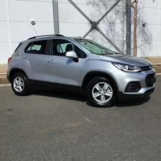 2017 Holden Trax TJ MY18 LS Silver 6 Speed Automatic Wagon Nailsworth Prospect Area Preview