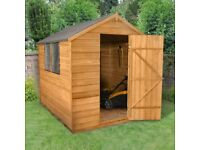 Giving away a shed! Top quality, giving away as moving out. Can drop off or collect FREE
