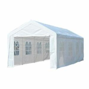 10'x 30' Heavy Duty Party Tent / Wedding Carport Tent for Sale / wedding tent / Patio Party Tent /Heavy Duty Event tent