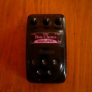 Ibanez BC5 Bass Chorus pedal