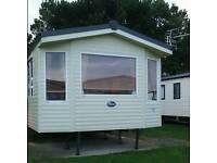 static caravan for hire seton sands