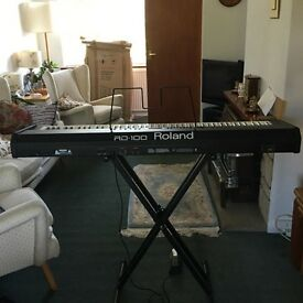 Roland D100 - brand new, only used twice.