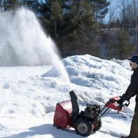 SNOWBLOWER repairs/servicing