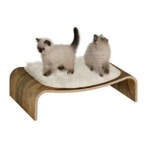 Elegant Hagen Elevated Lounger Bed for Dogs or Cats