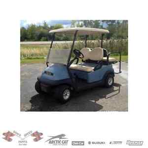 PREOWNED CLUB CAR PRECEDENT ELECTRIC 4-SEAT  @ DON'S SPEED PARTS