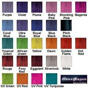 Permanent Violet Hair Dye