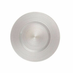 Wedding glass charger plates buy $8 each