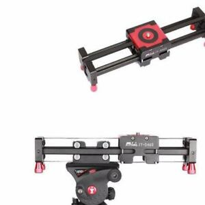 JY-S460 Track Slider Rail Video Stabilizer DSLR/Pro Camcorders