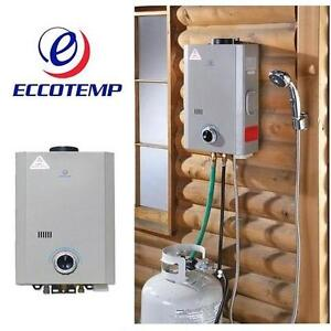 NEW* ECCOTEMP TANKLESS WATER HEATER PORTABLE 108841377