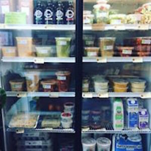 Habco commercial double door display fridge SE40e $1800 OBO