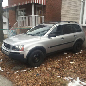 2003 Volvo XC90 t6 AWD 7 pass hitch as is it has to go