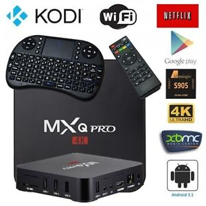 SALE!! MXQ PRO TV Box Android 6 S905X XBMC KODI 16.1