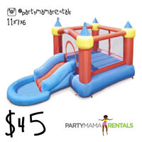 Bouncy Castles rental starting at $45!!!!