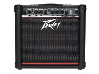 peavey rage amp cd mp3 input vintage clean and distorted sounds great practice amp pretty loud