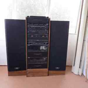 Loud Large Speakers in Cabinets and older York system Kingston Kingston Area image 6