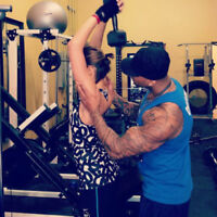 BEST PERSONAL TRAINER IN MISSISSAUGA WITH HIS OWN PRIVATE GYM!!