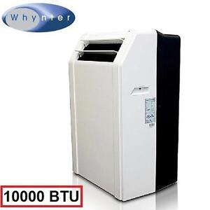 NEW* WHYNTER AIR CONDITIONER - 127792985 - PORTABLE 10000 BTU