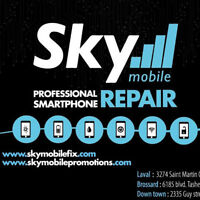 ★PHONE REPAIR★ SAMSUNG, iPHONE, iPAD, SONY, LG, NEXUS, HTC+MORE★