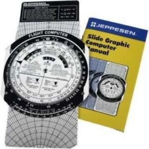 NEW in BOX: Jeppesen CSG Flight Computer