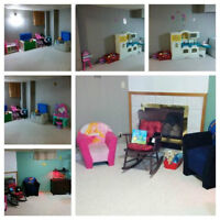 Home based daycare on East mountain