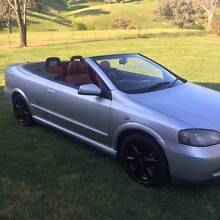 2002 Holden Astra Convertible Tumut Tumut Area Preview
