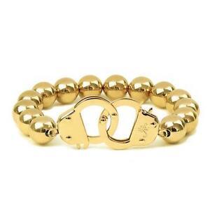 50% OFF All Jewellery - 18k Gold | Beaded Cuff Bracelet