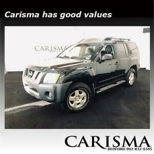 Great Deal Alert~Nissan Xterra 4x4~Carisma Protection Plan Incl