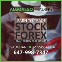 WORK for YOURSELF   TRY TRADING FOREX & STOCKs with REAL TRADERs