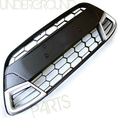 FORD FIESTA MK7 SPORT FRONT BUMPER LOWER GRILLE VENT PANEL CENTRE ASIAN STYLE